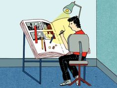 Lit, Illustrated: Five Fantastic Graphic Novels