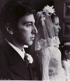 Michael Corleone  Apollonia  The Godfather