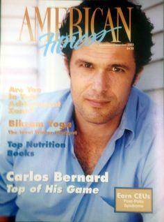 carlos bernard height