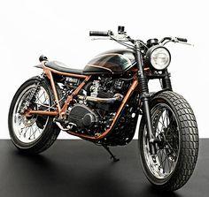 Kawasaki Z 970 by Wrenchmonkees