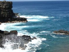 South Point in Big Island, Hawaii the Southernmost place in USA  From youishare.com