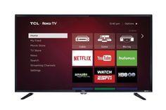 "TCL Roku Smart TV 32"" - Refurbished"