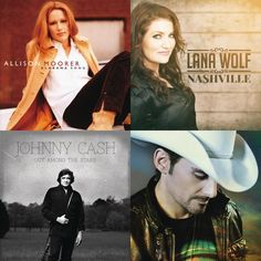 Country Songs, a playlist on Spotify