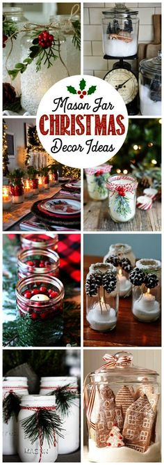 1583 best Xmas  Winter Deco images on Pinterest Christmas