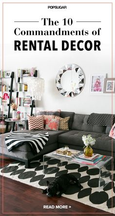 Decorating ideas for rentals: