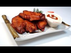 Asian hot wings - Pizza Hut Copycat Recipe