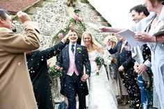 Confetti shot! Graham Young Photography.