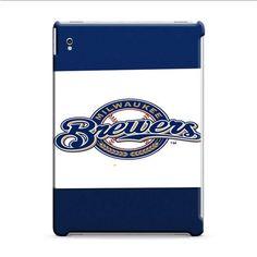 Milwaukee Brewers Baseball iPad Pro 9.7 3D Case