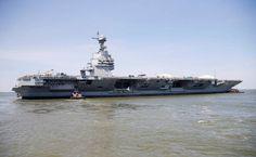 PENTÁGONO    Nueve oficiales de la Armada estadounidense imputados en un escándalo de prostitución y regalos    Entregaron información cla...