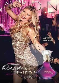 Avon will donate $5.00 to the Breast Cancer Crusade with every purchase of Outspoken Party by Fergie! Join us in donating our $1 Million  goal to end Breast Cancer. We believe every woman deserves a brighter future.Shop on my E-store and get Direct Delivery to your home. Register at www.youravon.com/ daymond. Just click on the link.