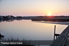 Pawleys Island Creek  http://www.homeaway.com/vacation-rental/p347250