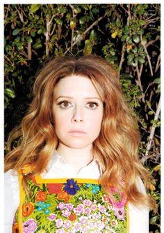 Natasha Lyonne / Orange is the new black / in Wren from Lula Magazine