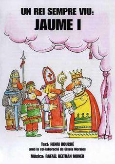 Associació Cultural Dames i Cavallers d'Uixó. Els Dracs d'Uixó: Un rei sempre viu: Jaume I