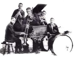 Old time bands | ORIGINAL DIXIELAND JAZZ BAND 1917 - Old Time Radio Music MP3 CD - The ...