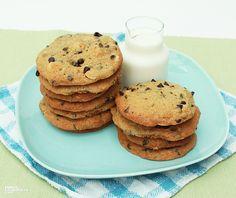 Banana-Macadamia-Chocolate Chip Cookies