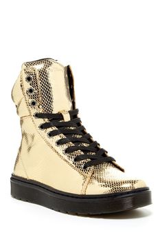 Dr. Martens Mix Lace-Up Boot by Dr. Martens on @nordstrom_rack