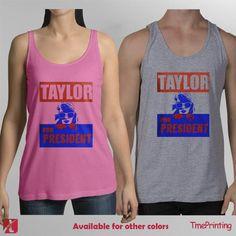 Taylor Swift 1989 taylor swift for president for Men Tank Top, Women Tank Top