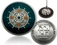 Geocaching Pendel Geocoin XXL Antik Silber (inkl. TAG) - NEU - trackbar - | eBay
