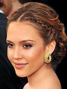 greek style hair @Anna Totten Duncan ? like?