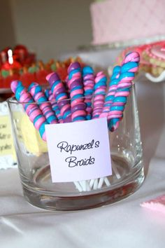 Disney Princess Birthday Party Ideas | Photo 14 of 26 | Catch My Party