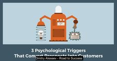 3 Psychological Triggers that Practically Force Your Prospects to Take Action  #Online   #money   #marketing   #socialmedia   #seo   #blog   #blogging   #business   #website   #wordpress