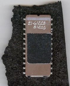 Boeing Aircraft Parts MICRO CIRCUIT,MEMORY 21-61228 IC INTERGRATED CIRCUIT
