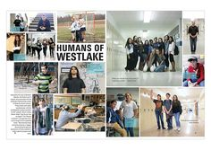 """We should make one of the page titles say """"Human"""" something, just because I think it would be cool. -Kylie C"""