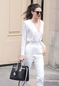 Kendall-Jenner-Saint-Laurent-Sac-de-Jour-Bag