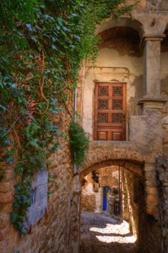 Liguria, Italy by Francesco Riccardo Iacomino