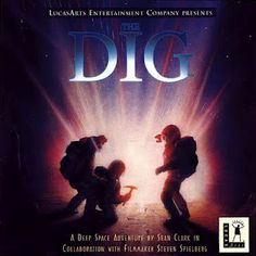 PC game - The Dig