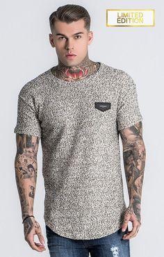 Camiseta textura edición especial Gianni Kavanagh