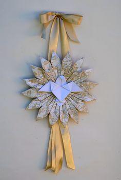 espirito santo origami - Pesquisa Google