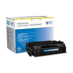 Elite Image Remanufactured High Yield Toner Cartridge Alternative For HP 49X