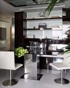 Captivating Madrid residence flooded with elegant style