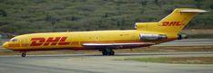 Vensecar Internacional / DHL Boeing 727-200F freighter