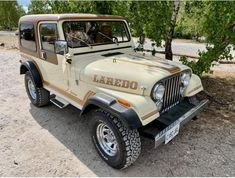 Jeep Cj7, Jeep Life, Jeeps, Offroad, Antique Cars, Trucks, American, Vehicles, Vintage Cars