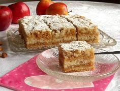 Posna sipana pita oda jabuka