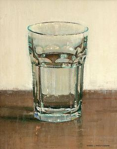 Glass of Water by Dianne Massey Dunbar - Greenhouse Fine Art
