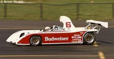 Teo Fabi - March 817 Chevrolet - Paul Newman Racing - Letheridge Brewery Can-Am Edmonton - 1981 SCCA Budweiser Can-Am Challenge, round 5 - © Brent Martin