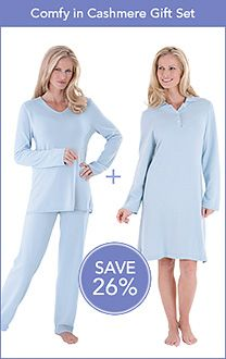 b9ca352d25cf Comfy in Cashmere Lounge Set   More