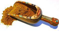 Kebsa spice blend - description & uses