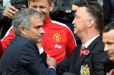 Van Gaal : Man united have gone backwards