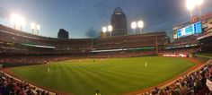 The last Friday night game of Reds 2016 season at Great American Ball Park ⚾