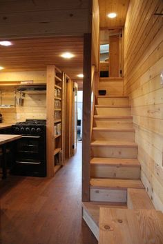 Chinook 30' Tiny House