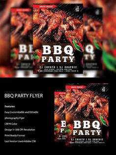 bbq のおすすめ画像 14 件 pinterest barbecue bbq party flyer