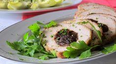 Schab ze śliwką to danie, które możesz zaserwować nie tylko na Wielkanoc!