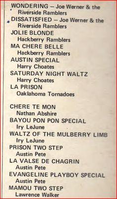 cajun french | Various Artists / Louisiana Cajun Music vol.4