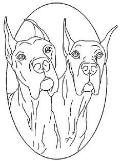 yellow lab coloring pages - photo#41