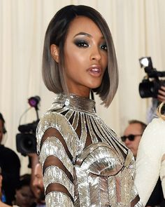 The theme of this year's annual Metropolitan Museum of Art's Costume Institute Gala—Manus vs. Machina: Fashion in an Age of Technology—had everybody wondering what the A-lister attendees and their respective glam squads would come up with. Our imaginations ran...