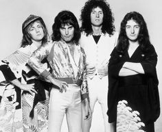 Queen. Rock Band. Liked Dressing Up.